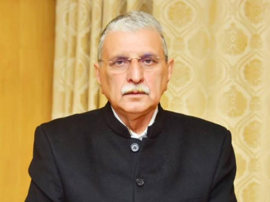 مسلم لیگ (ن) کی حکومت نے ساڑھے تین سالوں میں تاریخ ساز کامیابیوں حاصل کیں:وزیر اعظم آزاد کشمیر