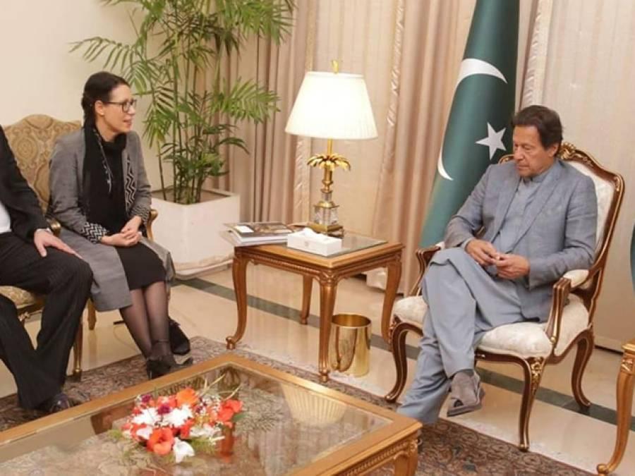 مسئلہ کشمیر کے منصفانہ حل سے ہی جنوبی ایشیاء میں امن، سلامتی اوراستحکام کو یقینی بنایا جا سکتا ہے:وزیر اعظم عمران خان