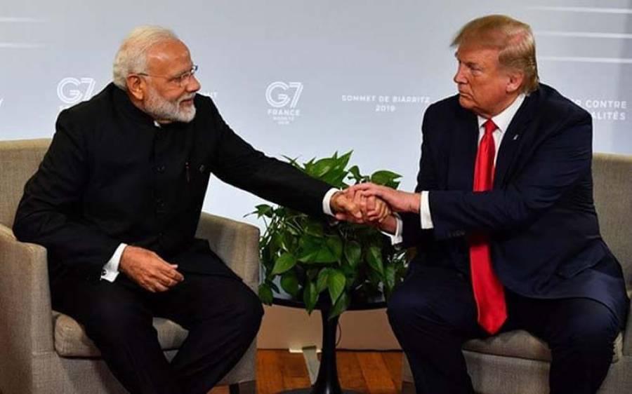 امریکہ نے چین کو پیچھے چھوڑ دیا، بھارت کا سب سے بڑا تجارتی پارٹنر بن گیا، کتنے ارب ڈالر کی تجارت ہوتی ہے؟ اعداد و شمار سامنے آگئے