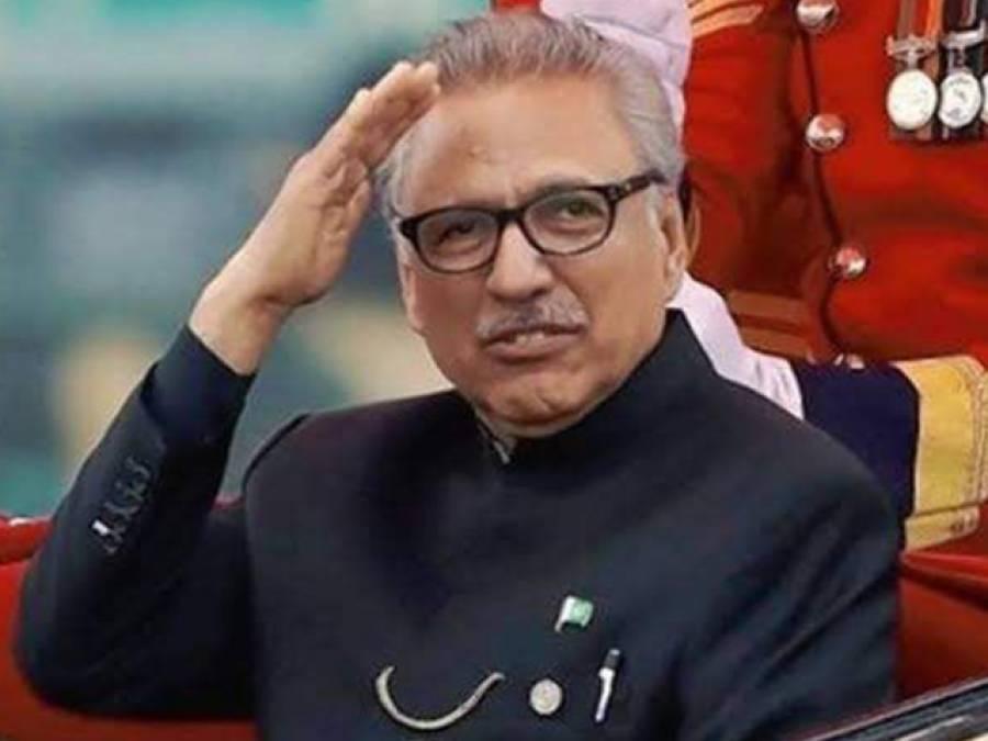 بھارت میں حضرت عیسیٰؑ کا مجسمہ ہٹا دیا گیا ،دنیا بھارتی حکومت کے ناپاک اداروں کو پہچانے:صدر مملکت ڈاکٹر عارف علوی