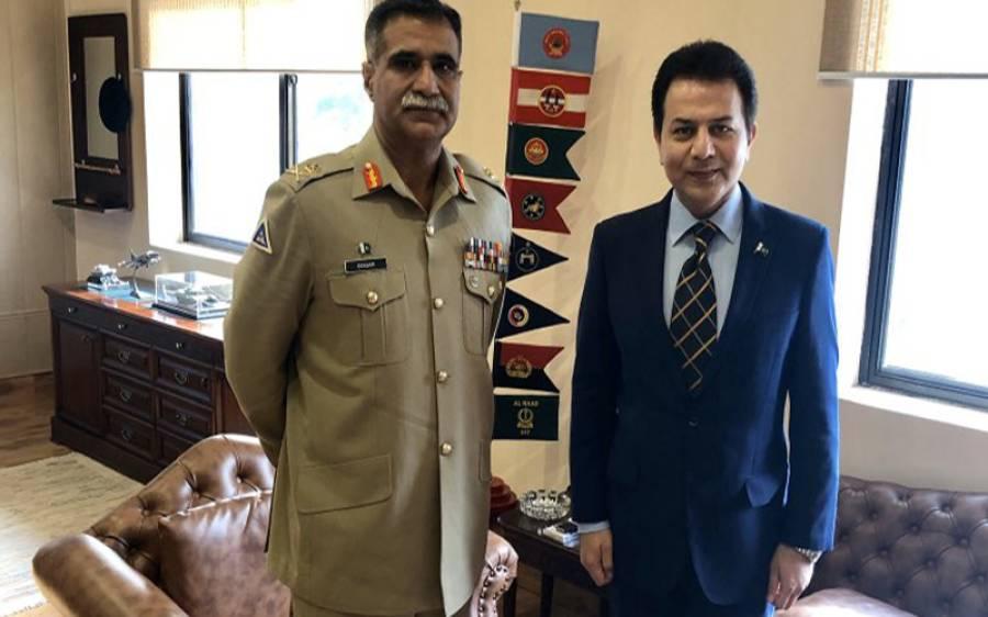 پاک فوج کے جنرل نے استعفیٰ دے دیا، حمید گل کے بیٹے عبداللہ گل نے بڑا دعویٰ کردیا