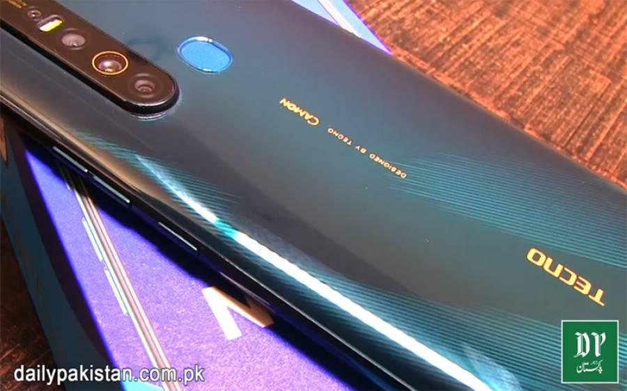 Tecno کی تازہ ترین پیشکش Camon 15 Pro
