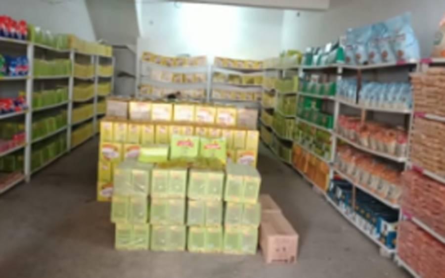 عمرکوٹ: یوٹیلیٹی سٹورز سے آٹا غائب، عوام مارکیٹ سے مہنگے داموں خریدنے پر مجبور