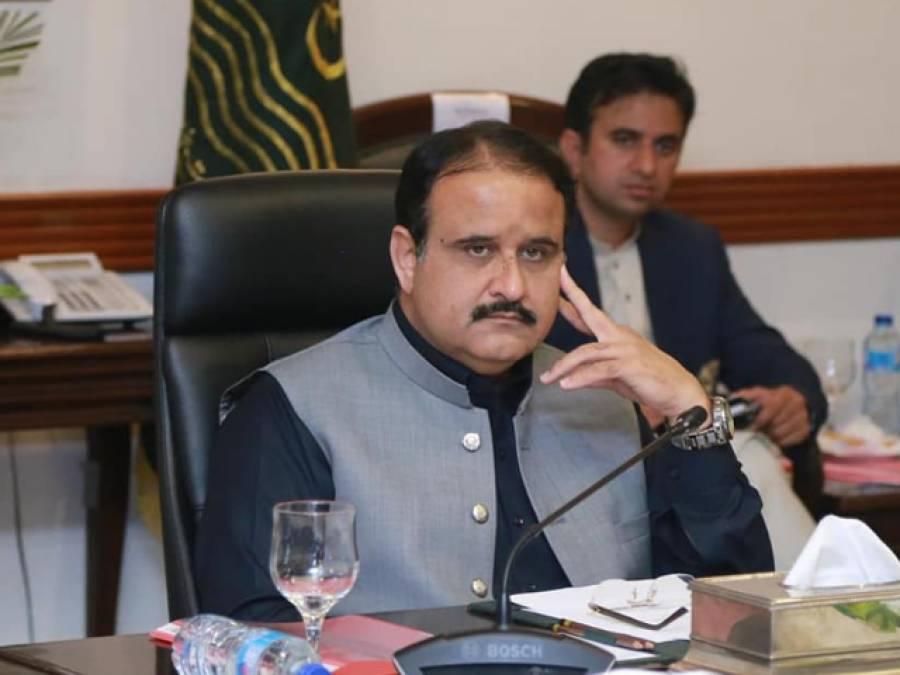 وزیر اعلیٰ پنجاب سردار عثمان بزدار نے ایسی بات کہہ دی کہ شہباز شریف بھی پریشان ہو جائیں گے