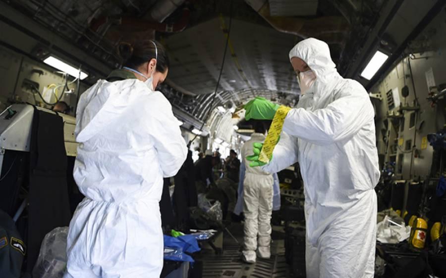 امریکہ کورونا وائرس کا نیا مرکز بن گیا، اتنے زیادہ کیسز ہوگئے کہ پوری دنیا کو پیچھے چھوڑ دیا