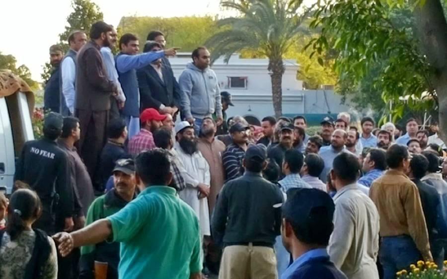 حمزہ شہباز نے ایک مرتبہ پھر رہائی کیلئے عدالت سے رجوع کرلیا