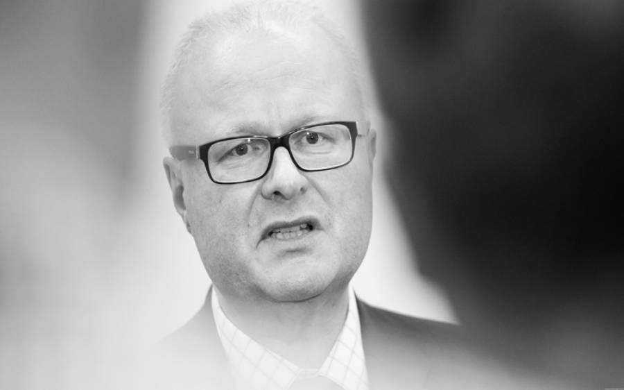 جرمنی میں کورونا کی وجہ سے معاشی مشکلات، وزیر خزانہ نے خود کشی کرلی