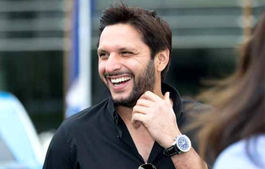شرجیل خان کی قومی ٹیم میں واپسی سے متعلق بحث، شاہد آفریدی بھی میدان میں کود پڑے