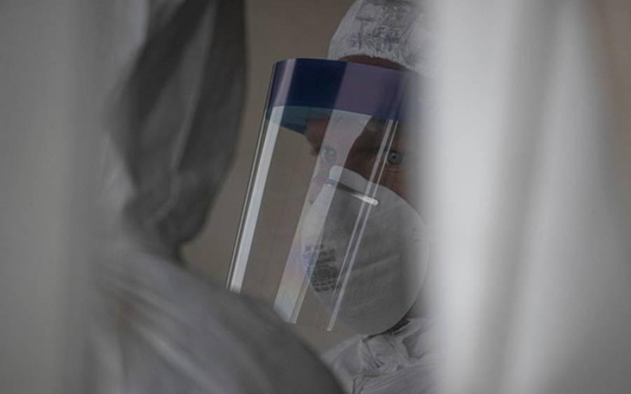 وہ ملک جس نے کورونا وائرس سے تباہی کے بعد مریضوں کی دیکھ بھال کیلئے روبوٹ تعینات کردیئے