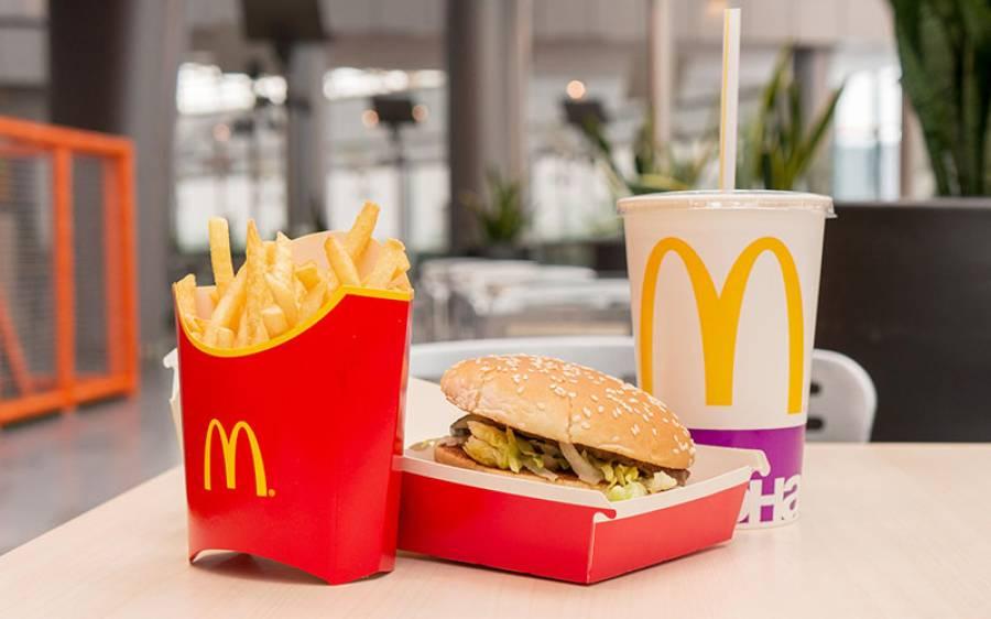 اب گھر پر مکڈونلڈز بنائیں، لاک ڈاﺅن کے باعث بندش، مکڈونلڈز نے اپنی خفیہ ترکیب سب کو بتادی
