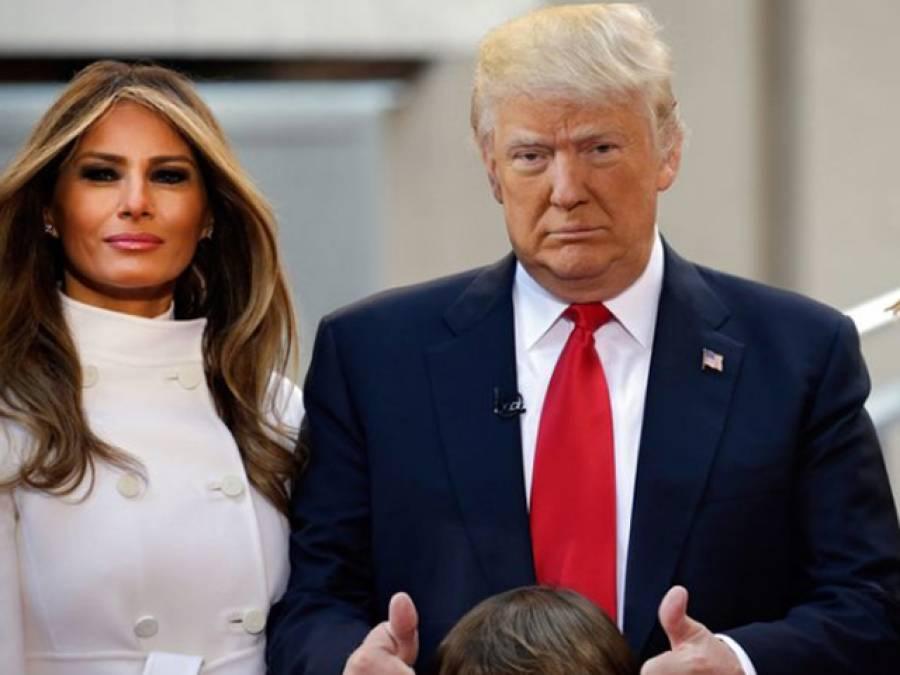 امریکی صدر ڈونلڈ ٹرمپ نے اپنی اہلیہ میلانیا کا ایسا مشورہ رَد کر دیا کہ جان کر آپ کو یقین نہیں آئے گا