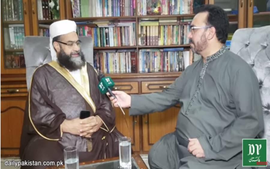 ملک میں وبا کس کی غلطی سے پھیلی؟مولانا طاہراشرفی سے خصوصی گفتگو