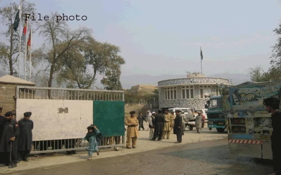 افغان شہریوں کی واپسی کیلئے طورخم بارڈر کھول دیا گیا