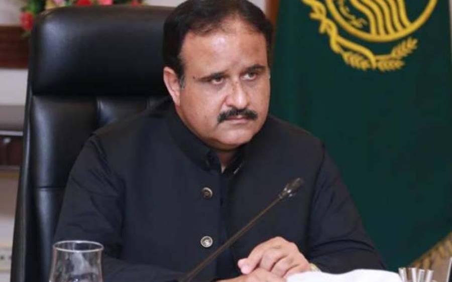 آٹا چینی بحران تحقیقاتی رپورٹ، پنجاب کے وزیر خوراک نے عثمان بزدار کو استعفیٰ دیدیا