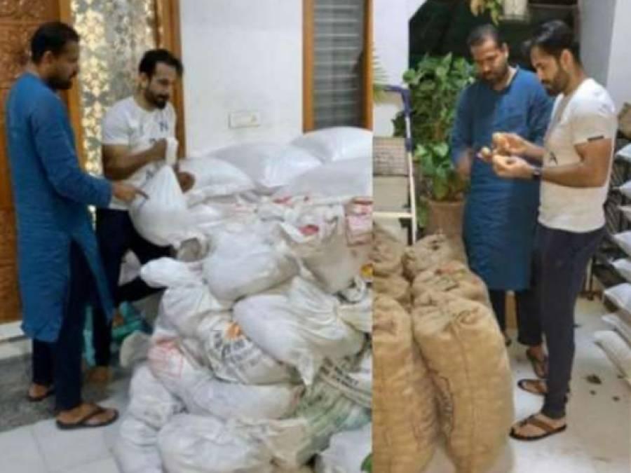 کورونا سے نمٹنے کا چیلنج، سابق بھارتی کرکٹرز عرفان اور یوسف پٹھان بھی میدان عمل میں آگئے
