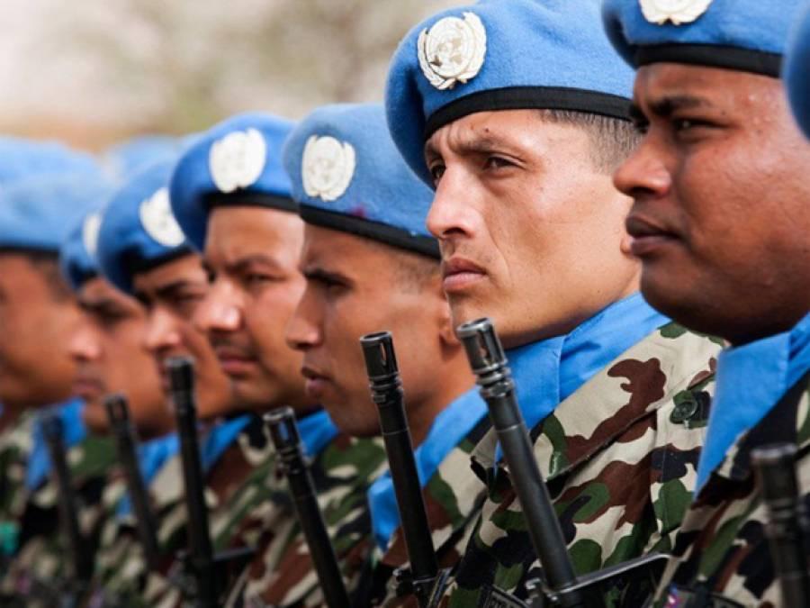کرونا وائرس کا پھیلاؤ روکنے کےلئےاقوام متحدہ کا بڑا قدم،امن فوجوں کی تعیناتی اور گردش 30 جون تک معطل کر دی