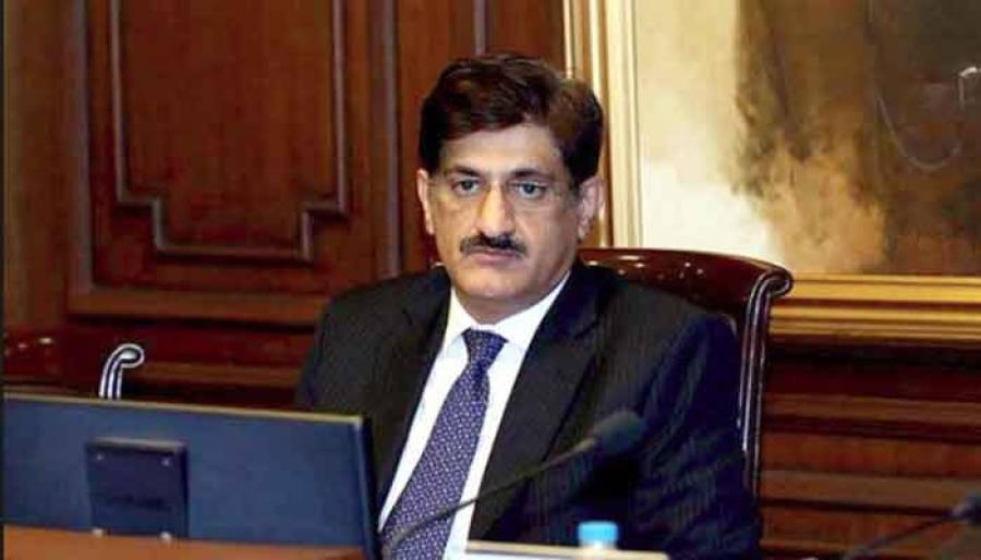''مجھے جس چیز کا ڈر تھا آج افسوس کے ساتھ وہ ہی ہوگیا'' کورونا وائرس کے وار، وزیراعلیٰ سندھ نے افسوسناک انکشاف کردیا
