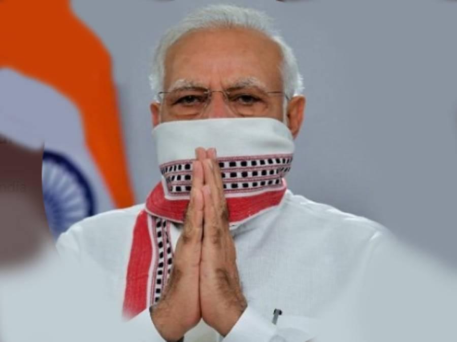 بھارتی وزیر اعظم نریندر مودی نے لاک ڈاؤن میں 3 مئی تک تو سیع کر دی