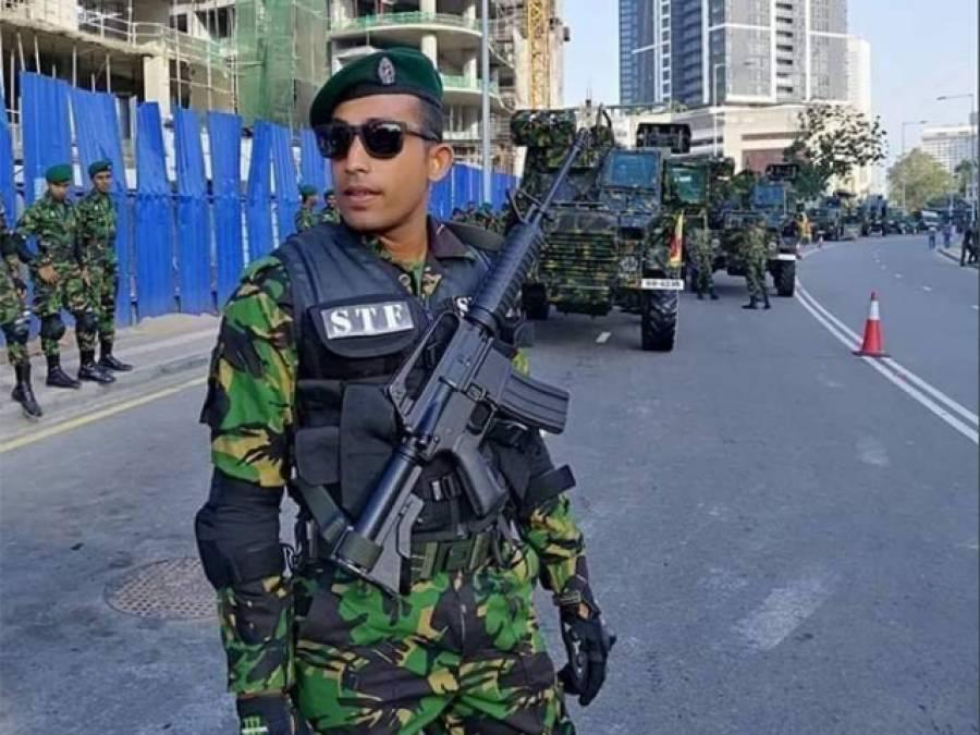 سری لنکا میں کرفیو کی خلاف ورزی پر 26 ہزار سے زائد افراد گرفتار