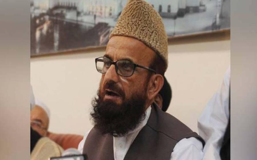 مساجد پر لاک ڈاؤن کا اطلاق نہیں ہو گا، پنجگانہ نماز اور تراویح بھی پڑھی جائے گی، اعتکاف بھی ہو گا، مفتی منیب الرحمان نے اعلان کر دیا
