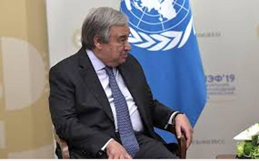 اقوام متحدہ کی وزیر اعظم عمران خان کے قرضے معافی کے مطالبے کی حمایت
