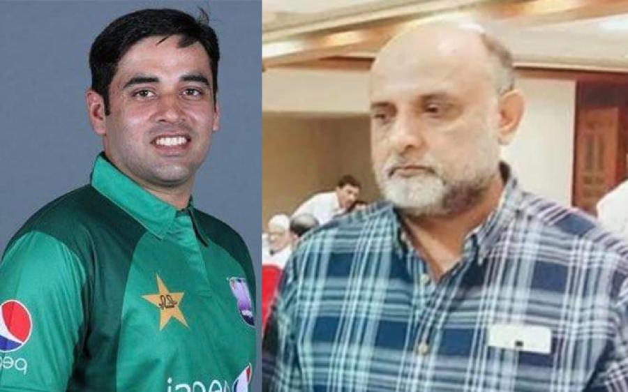 مایہ ناز قومی کرکٹر عابد علی کے کزن کورونا وائرس کے باعث انتقال کر گئے
