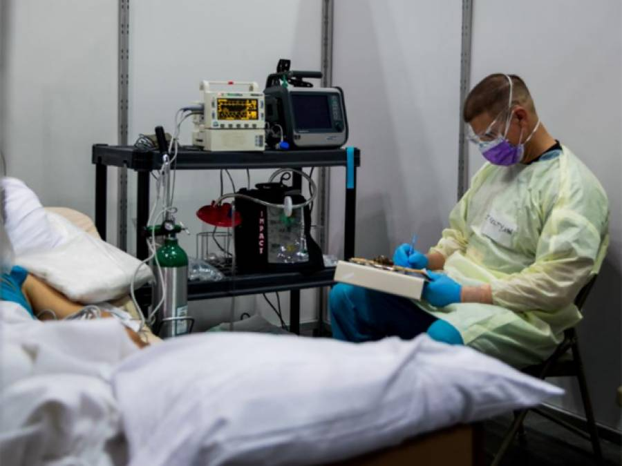 چین کا کرونا وائرس سے متاثرہ غیرملکی شہریوں کا علاج ادائیگی سے پہلے کرنے کا اعلان