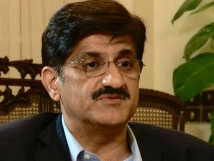 وزیراعلیٰ سندھ نے کورونا وائرس کے حوالے سے ایسا اعتراف کر لیا کہ وزیر اعظم عمران خان بھی حیران رہ جائیں گے