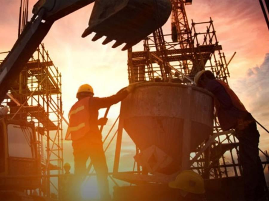 تعمیراتی شعبے کو صنعت کا درجہ مل گیا، صدر کے دستخط کے بعد آرڈیننس نافذ