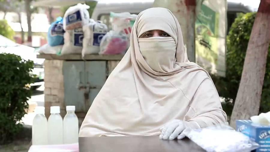 الخدمت فاؤنڈیشن ویمن ونگ پاکستان کرونا ریلیف مہم کی رپورٹ جاری کردی