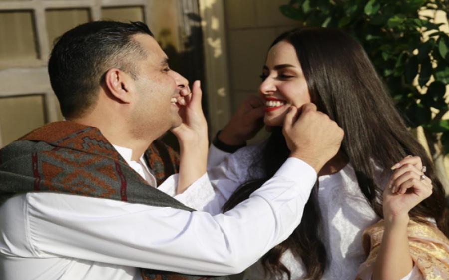 لاک ڈاؤن کے دوران پاکستانی اداکارہ نمرا خان نے شادی کرلی، تصاویرسامنے آگئیں