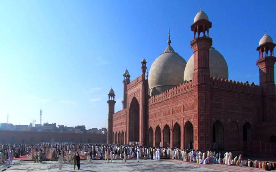 لاہور کے کن علاقوں میں رمضان کے دوران بھی مساجد میں عبادت کی اجازت نہیں ہو گی؟شہریوں کے لیے بڑی خبر آگئی
