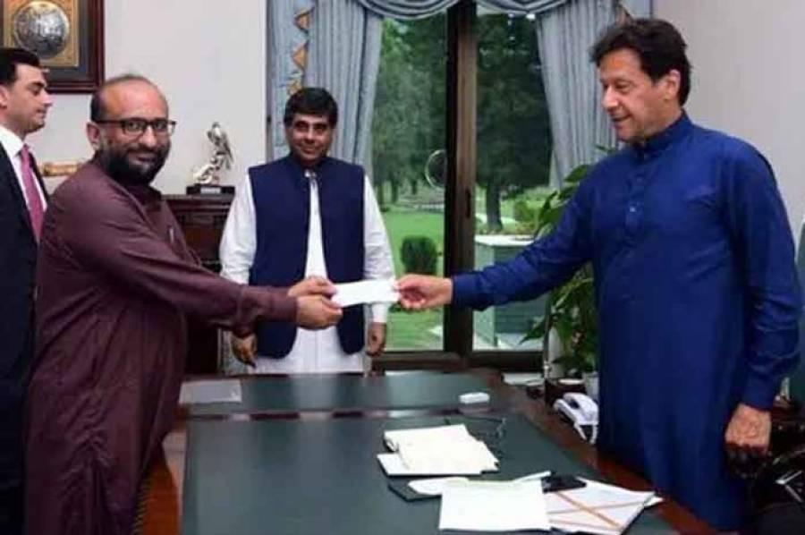 عمران خان سے ملاقات کرنیوالے فیصل ایدھی بھی کورونا وائرس کا شکار نکلے