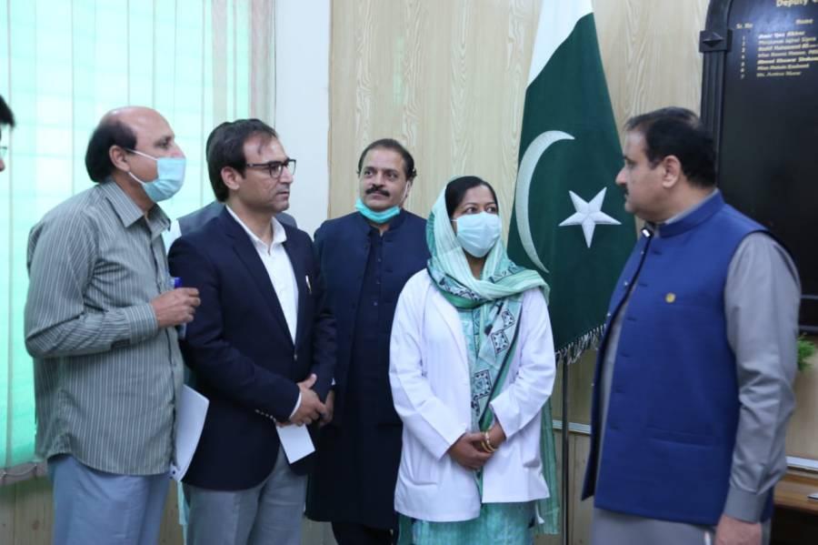 لاہور میں رینڈم ٹیسٹ شروع، کورونا سےستائے شہریوں کیلئے خوشخبری آگئی