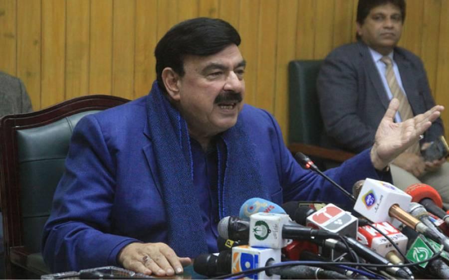 """"""" میں نے عمران خان سے کہا ہے کہ وہ ان لوگوں سے دوستی کر لیں۔۔۔"""" شیخ رشید نے بڑا بیان جاری کر دیا"""