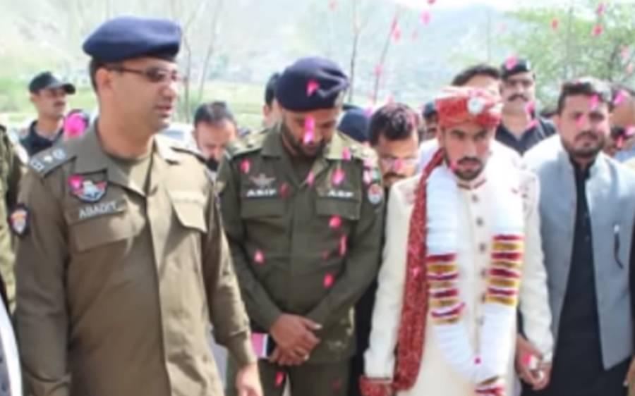 لڑکی کی شادی کیلئے پنجاب پولیس کا بھرپور پروٹوکول لیکن اس کی وجہ جان کر دل خوش ہو جائے