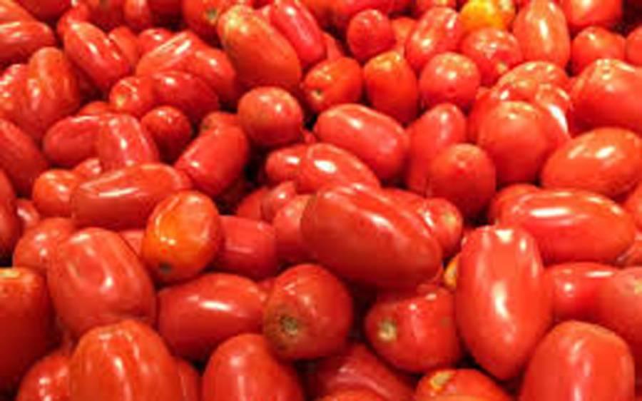 منڈی میں کاشتکار 3 روپے فی کلوٹماٹر بیچنے پر مجبور