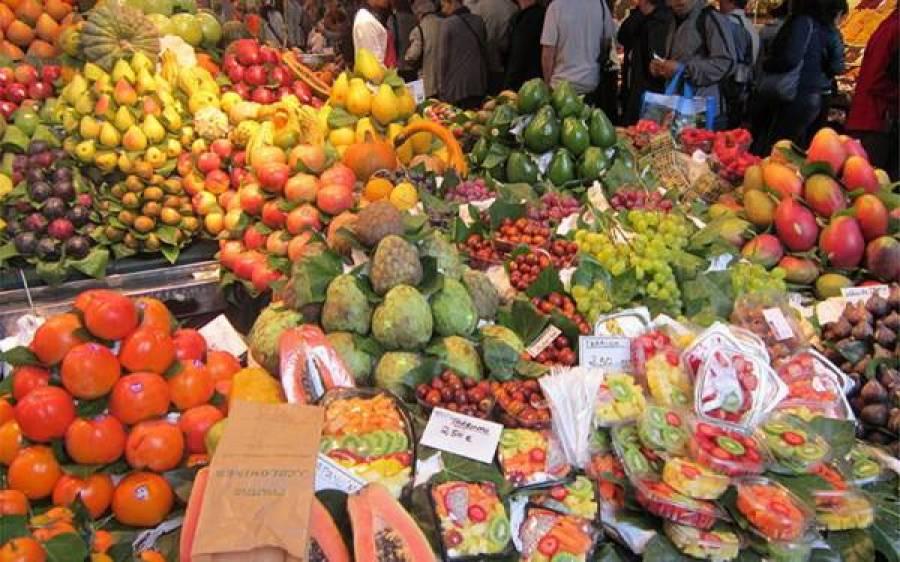 بازار سے خریدے گئے پھل اور سبزیوں کو کورونا وائرس سے پاک کرنے کا طریقہ جانئے