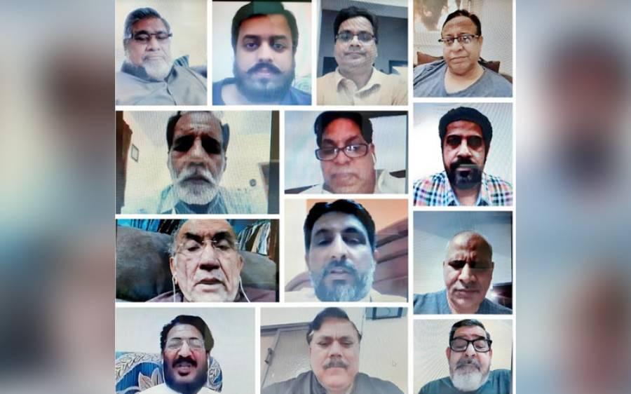 سعودی حکومت اور عوام ہمارے دل کے قریب ہیں: بانی بزمِ بزرگانِ ریاض ڈاکٹر سعید احمد وینس