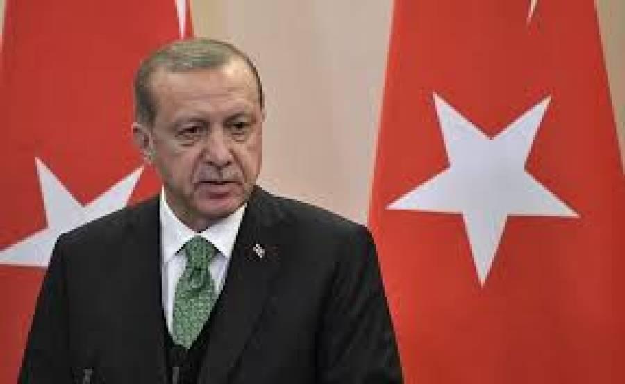 ترک صدر نے پورا رمضان لاک ڈائون برقرار رکھنے کا اعلان کردیا