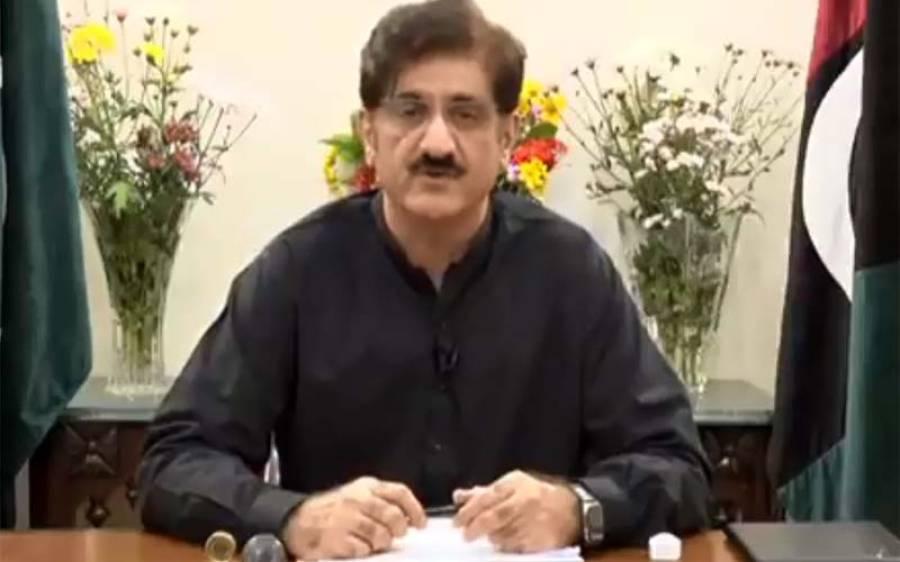 بیرون ملک سے کراچی پہنچنے والی پروازوں کے 505 مسافروں میں سے کتنے افراد میں کورونا کی تصدیق ہوئی ؟ مراد علی شاہ نے بتا دیا