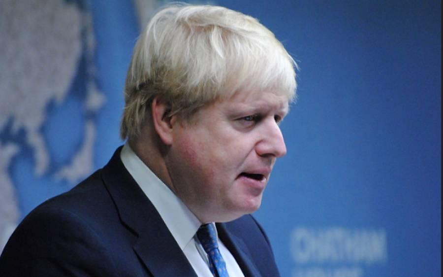 برطانوی وزیر اعظم بورس جانسن بچے کے باپ بن گئے