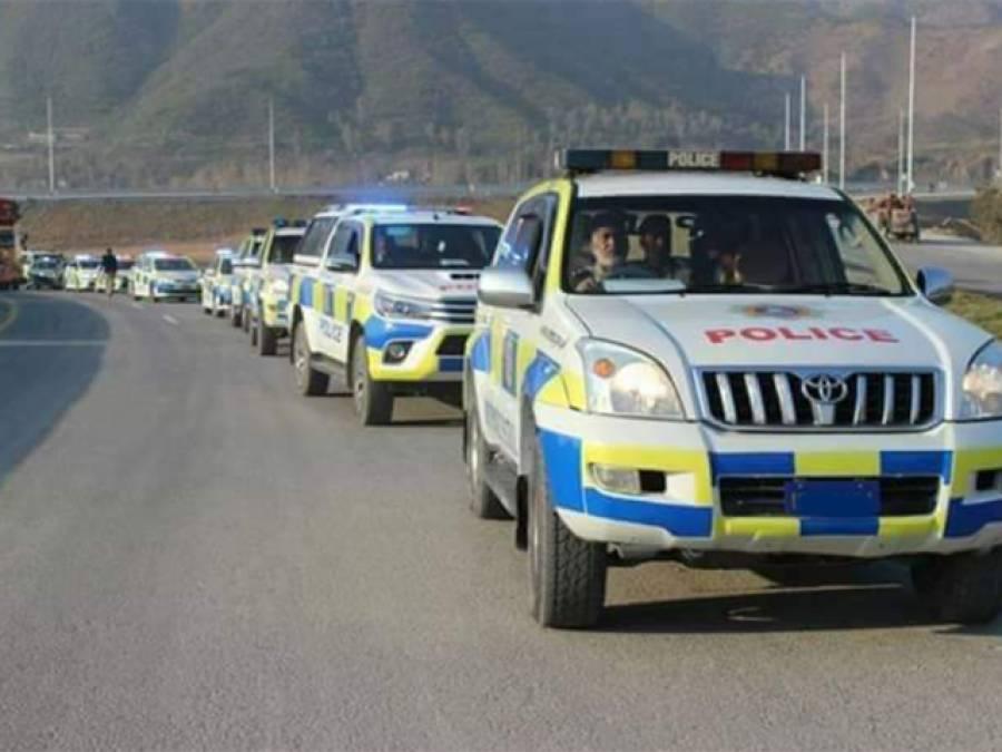 ڈی ایس پی سمیت موٹروے پولیس کے تین افسران میں کرونا وائرس کی تصدیق