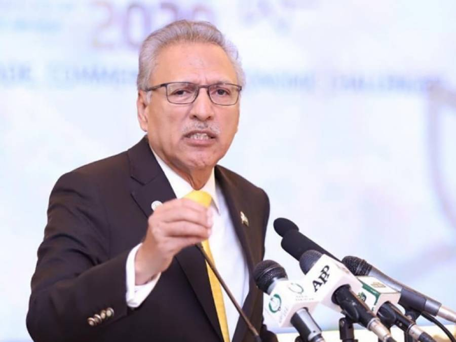 کورونا کی وباء اور بلوچستان کی صورتحال،صدر مملکت ڈاکٹر عارف علوی نے ایسی بات کہہ دی کہ جام کمال بھی خوشی سے پھولے نہ سمائیں گے