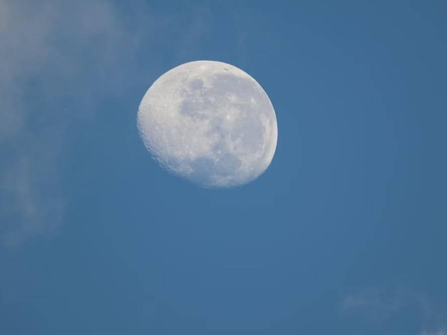 آج چاند خانہ کعبہ کے عین اوپر نظر آئے گا مگر کتنے بجے؟ قبلہ سمت درست کرنے کا موقع