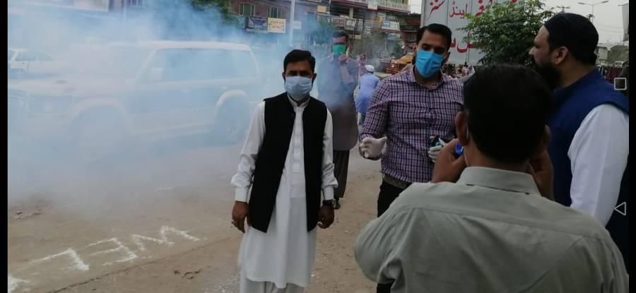کورونا وائرس، اسلام آباد کے 2 سیکٹر جنہیں سیل کرنا پڑگیا، رینجرز تعینات