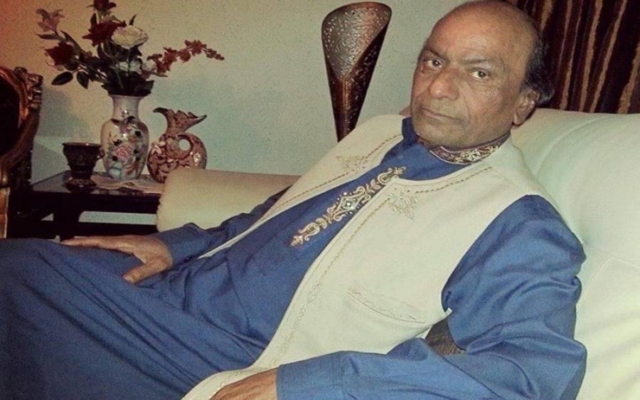 غلام علی خان کے کزن اور موسیقی کا بڑا نام استاد فدا حسین انتقال کرگئے