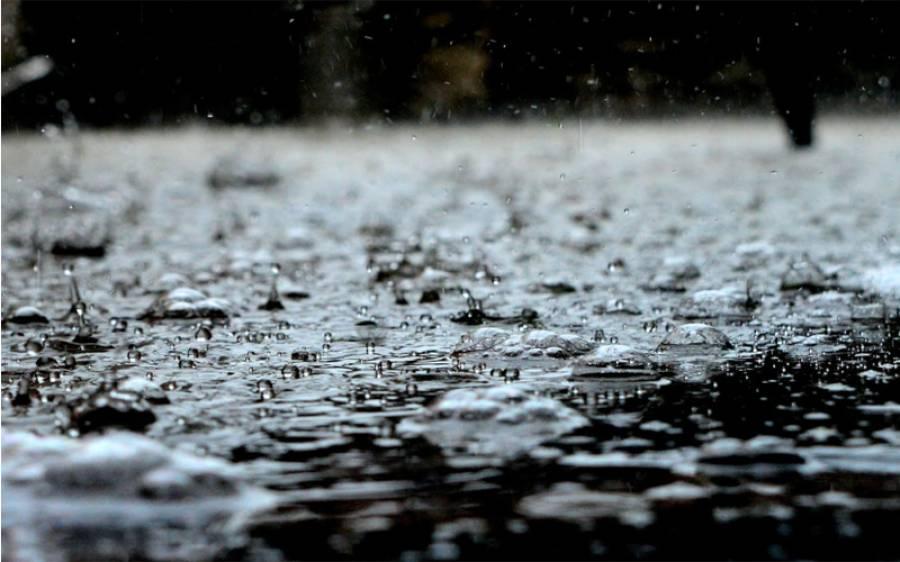 ملک کے بیشتر شہروں میں آج گرج چمک کے ساتھ بارش کا امکان
