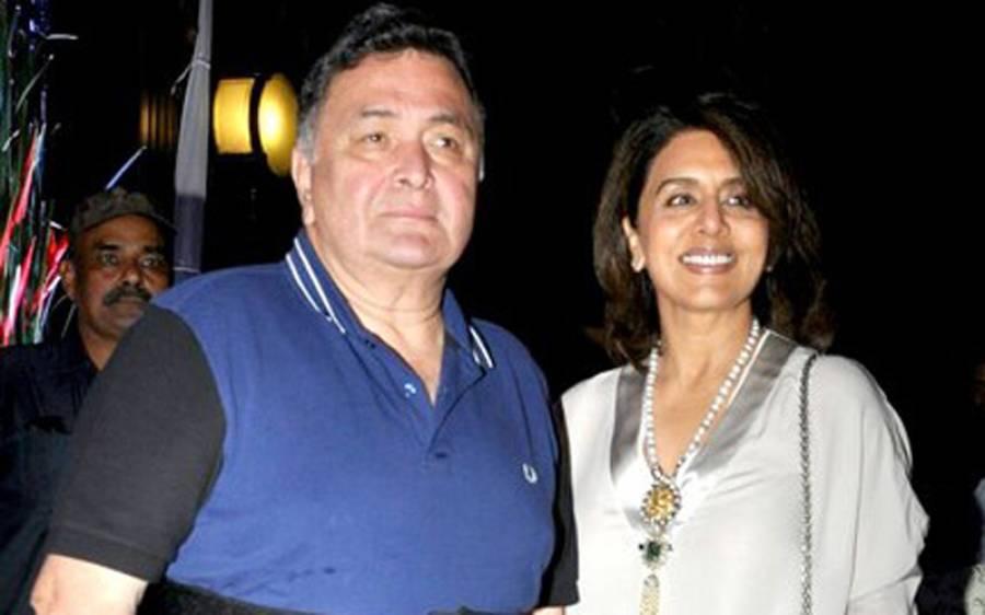 رشی کپور کے انتقال کے بعد اہلیہ نیتو کا پہلا پیغام سامنے آگیا
