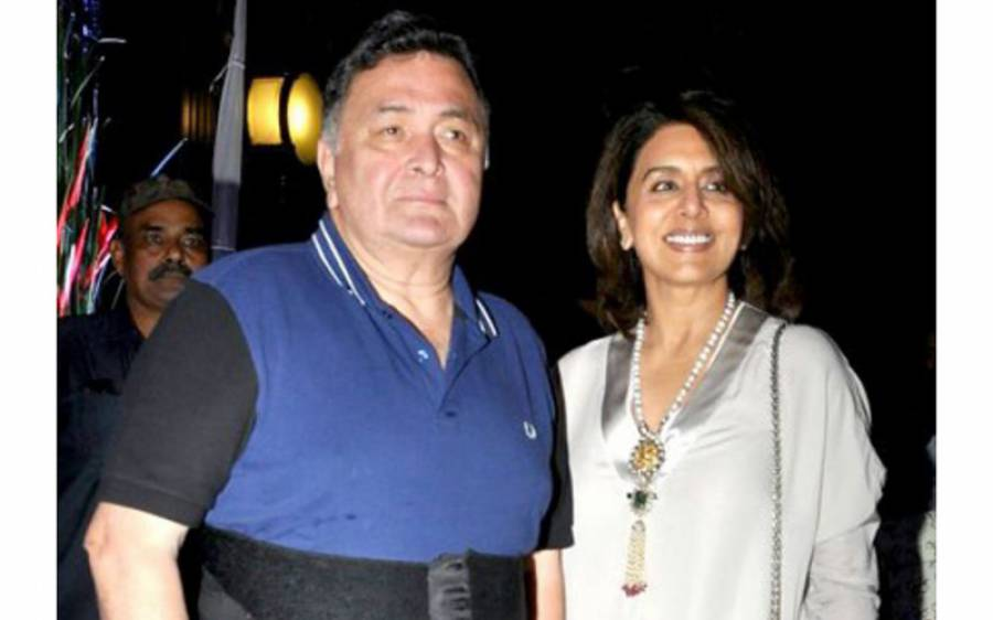 رشی کپور کی موت کے بعد ان کی شادی کا 40 سال پرانا دعوت نامہ انٹرنیٹ پر وائرل ہوگیا